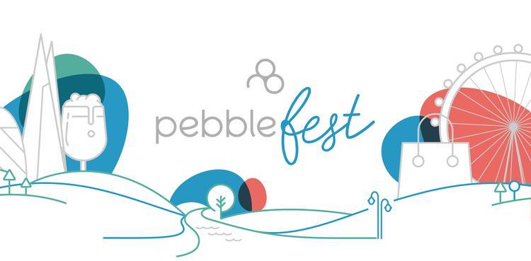 Win tickets to Pebblefest 2019